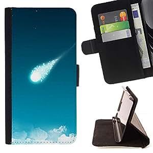 Momo Phone Case / Flip Funda de Cuero Case Cover - Naturaleza Hermosa Forrest Verde 106 - Samsung Galaxy S4 IV I9500