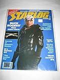 Starlog V 1 # 45 Apr 1981 Buck Rogers Apes Escape From New York Flash Gordon