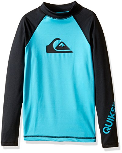 Quiksilver Boys' All Time Long Sleeve Surfshirt