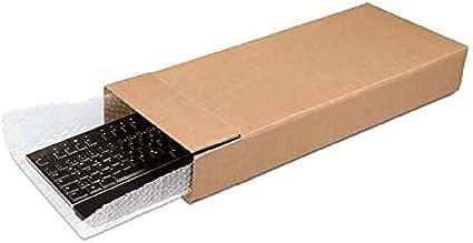 5 unidades - Caja de cartón para teclados - Medidas 200 x 50 ...