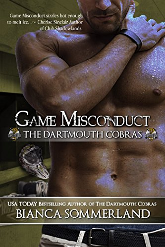 GAME MISCONDUCT (The Dartmouth Cobras Book 1) (Game Misconduct)