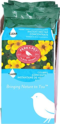 Perky-Pet 244CLSF 2-Pound Bag of Instant Clear Concentrate Hummingbird Nectar - Hummingbird Sugar