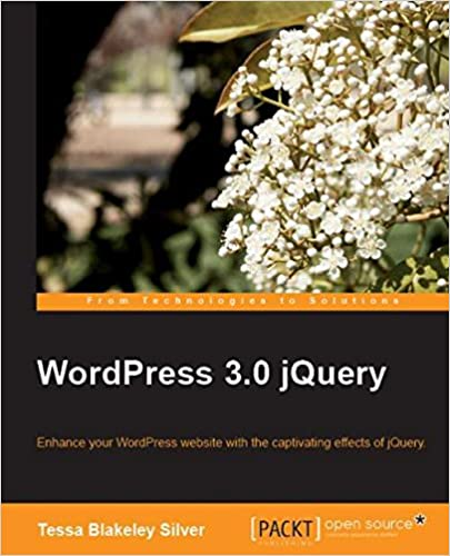 Book WordPress 3.0 jQuery