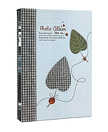 Amazoncom Wei Long Photo Album Hold 300 Pockets 4x 6 Photos