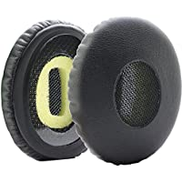 Poyatu Earpads for Bose OE2 OE2i Headphones Replacement Ear Pads Ear Cushion Cups Black