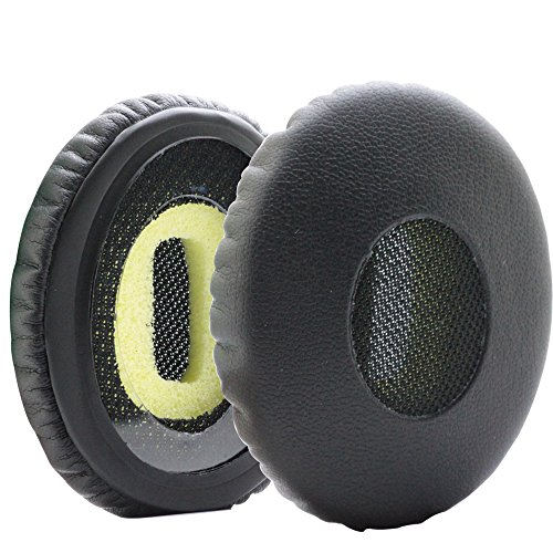 Poyatu Earpads for Bose OE2 OE2i Headphones Replacement Ear Pads Ear Cushion Cups Black
