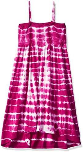 Jessica Simpson Big Girls' Issy Tie Dye 2 Way Dress/Skirt