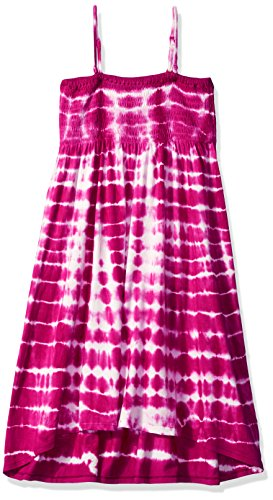 Jessica Simpson Big Girls Issy Tie Dye 2 Way Dress/Skirt