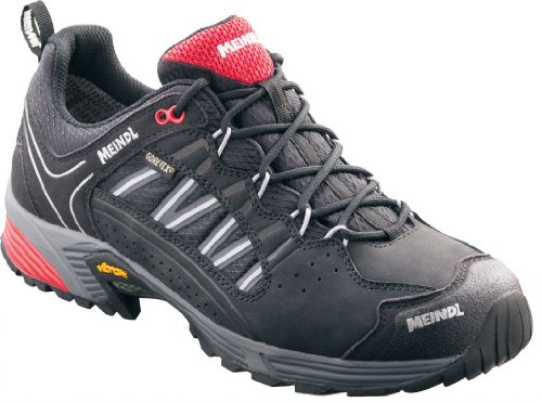 Meindl Uomo Scarpe da passeggiata SX 1.1 GTX 3060 Black - black/red Almacén Barato Venta De Liquidación Descuentos 1OXnDG4u95
