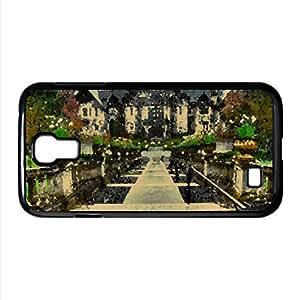 lintao diy Castle Rock Watercolor style Cover Samsung Galaxy S4 I9500 Case (British Columbia Watercolor style Cover Samsung Galaxy S4 I9500 Case)