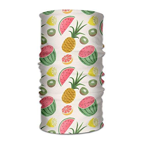 Pduw Multifunctional Headwear Fruits Headband Fashion Headscarf Sweatband For Outdoor]()
