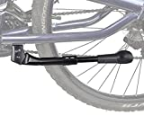 "Lumintrail Center Mount Bike Kickstand Adjustable Height fits Most 24"" 26"" 28"" 700c Bicycles"