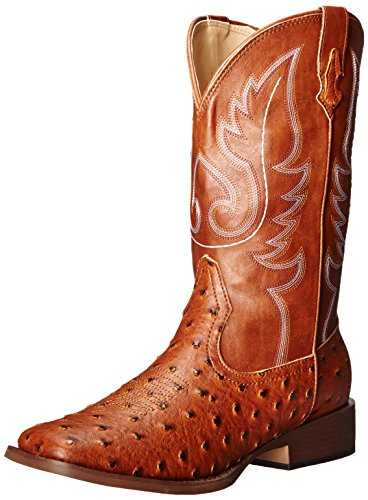 ROPER Women's Bumps Riding Boot Tan 8 B -