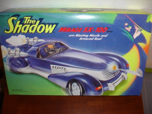 (The Shadow Mirage SX - 100 vehicle)