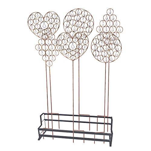 Grasslands Road Jewel Stake Metal Assortment Décor (6 Pack), 42''/Large, Multicolor by Grasslands Road (Image #4)