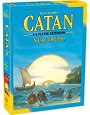 Catan Seafarers 5 - 6 Player Extension Board Game