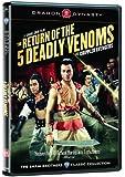 The Return Of The 5 Deadly Venoms (AKA: Crippled Avengers)