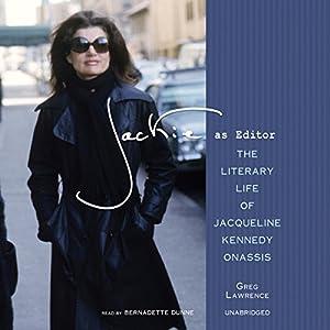 Jackie as Editor Audiobook