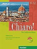 Zusatzmaterial zu Chiaro! A1 bis B1: Chiaro! Videocorso: Der Italienischkurs.Kurze Filme für den Unterricht und für zu Hause / DVD und Buch