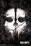 Call of Duty: Ghosts - Skull Video Game Poster