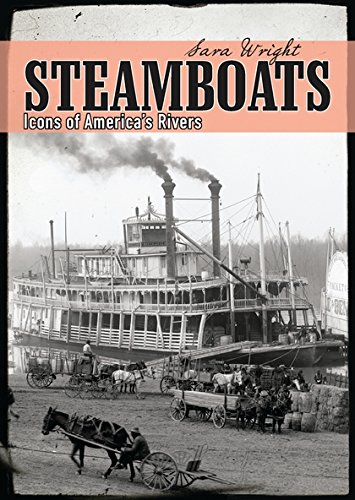 Steamboats: Icons of America's Rivers (Shire Library USA) pdf epub