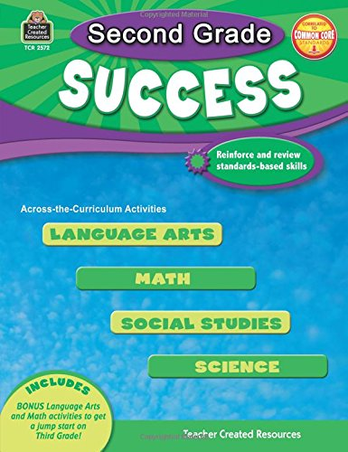 Second Grade Success Paperback – May 2 2011 Susan Mackey Collins Teacher Created Resources 1420625721 TCR2572