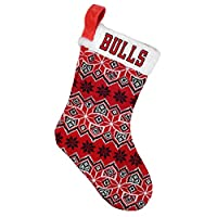 Chicago Bulls Knit Holiday Stocking - 2015