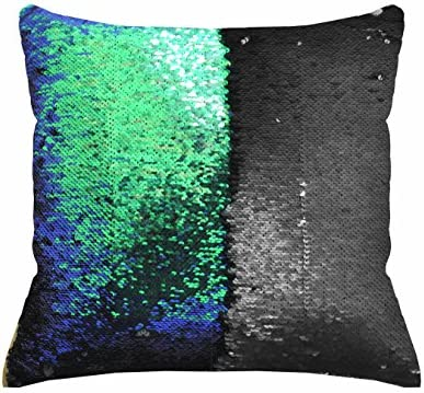 Amazon.com: Pop Shop Black Mermaid Pillow: Home & Kitchen