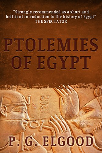Ptolemies of Egypt by [Elgood, P. G.]