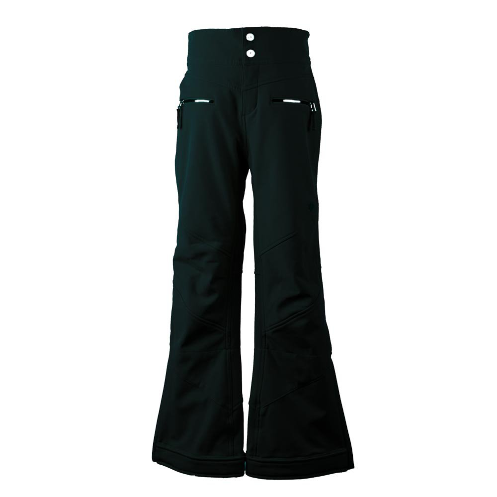 Little Kids//Big Kids Black X-Small Obermeyer Kids Girls Jolie Softshell Pants