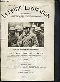 LA PETITE ILLUSTRATION - N°408 - 24 NOVEMBRE 1928 - LES