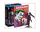 Batman: The Killing Joke Gift Set Limited Edition # of 75600 - Includes The Man Who Laughs Hardcover Graphic Novel and Joker Figure (Blu Ray + DVD + Digital HD)