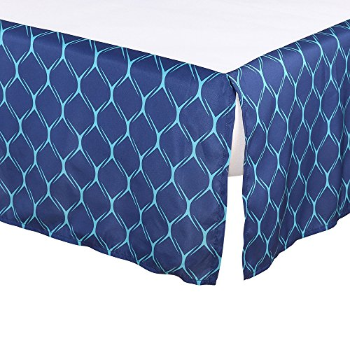 Nautical 4 Piece Whales and Anchors Bedding Sets