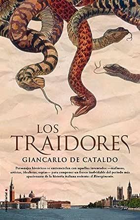 Los traidores (Novela Historica (roca)) eBook: De Cataldo, Giancarlo, González Rodríguez, Pilar: Amazon.es: Tienda Kindle