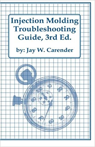 Injection Molding Troubleshooting Guide, 3rd ED : Jay W