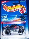 Hot Wheels Race Truck Series Nissan Truck Card 383