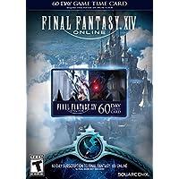 Final Fantasy XIV Online: 60 Day Time Card [Online Game...