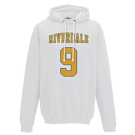 KiarenzaFD Hoodie Riverdale Archie Andrews Football 9 Film 2