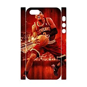 Kyrie Irving DIY 3D Case for Iphone 5,5S, 3D Custom Kyrie Irving Case