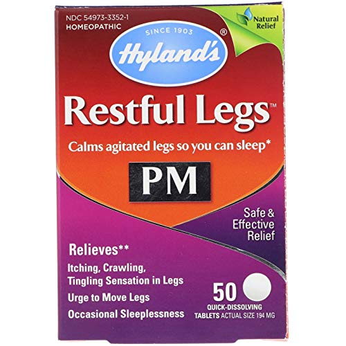 Hylands Restful Quick Dissolving Tablets product image