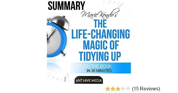 Amazon Marie Kondos The Life Changing Magic Of Tidying Up