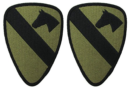 Cavalry Unit - 1st Cavalry Division OCP Patch - Scorpion W2 - 2 PACK