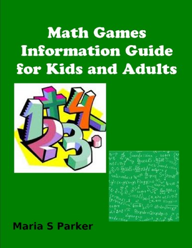 Math Games Information Guide for Kids and Adults (English Edition)