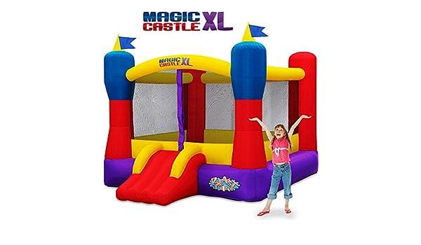 Blast Zona GE de magicxl Magic Castle Inflatable Bounce ...