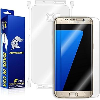 ArmorSuit MilitaryShield Samsung Galaxy S7 Edge Screen Protector