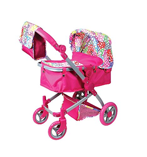 Amazon.com : City Stroller / Push Chair with Detachable carry cot ...