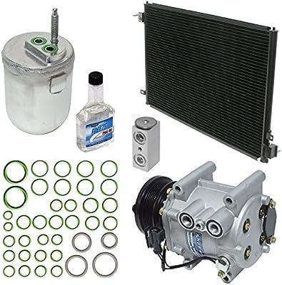 Universal aire acondicionado KT 1004 A a/c compresor/Componente Kit