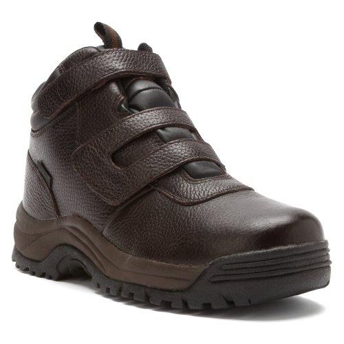 Propét Propet Herren Cliff Walker Strap Boot Bronco Braun