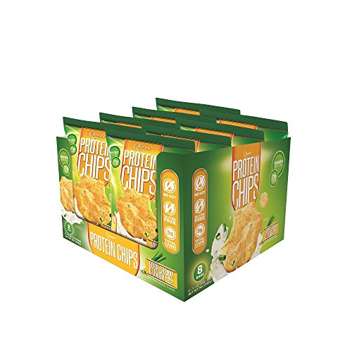 quest bbq protein chips - 6