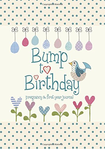 (Bump to Birthday, Pregnancy & First Year Baby Journal : an award-winning journal / diary to help you hold onto memories of the growing bump, the birth & the first)